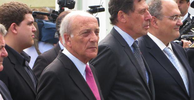 Dominique Bucchini, président de l'Assemblée de Corse et président de la Commission Violence.