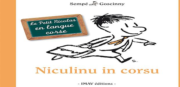Niculinu in Corsu (Le Petit Nicolas en langue corse)