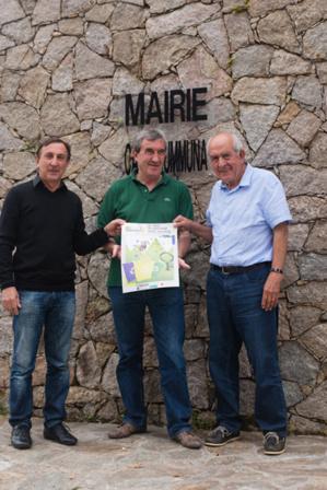 Mise en place du tri sélectif à Cristinacce, Evisa et Marignana