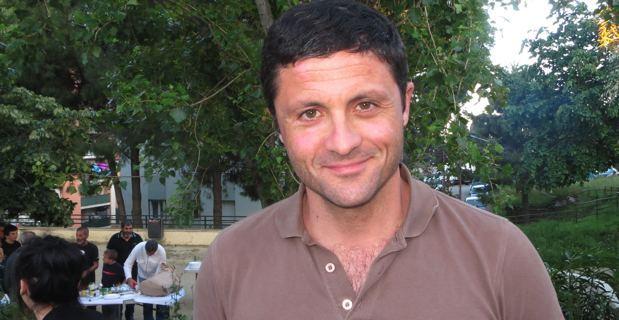 Jean-Félix Acquaviva, maire de Lozzi.