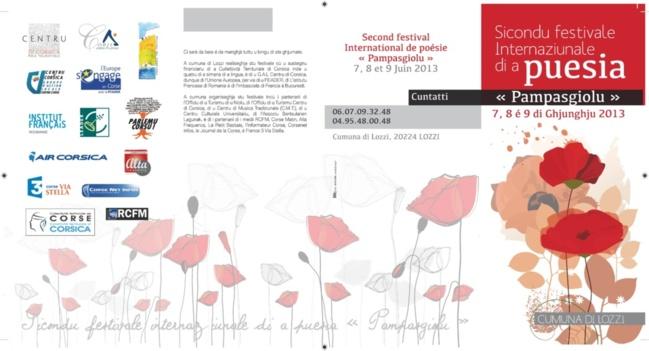Festival Pampasgiolu : Lozzi, terre de poésie