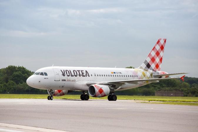 Volotea lance deux nouvelles lignes au départ de la Corse :  Figari - Paris et Bastia - Biarritz