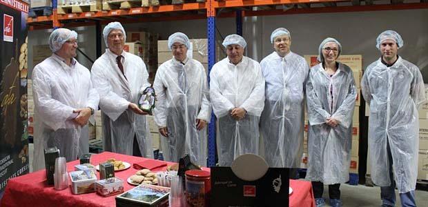 Avec la biscuiterie d'Afa la Corse s'exporte jusqu'au Brésil !