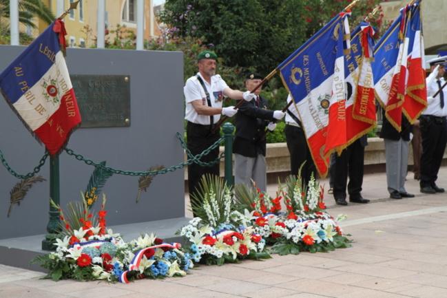 Ajaccio : Hommage aux « morts pour la France » en Indochine