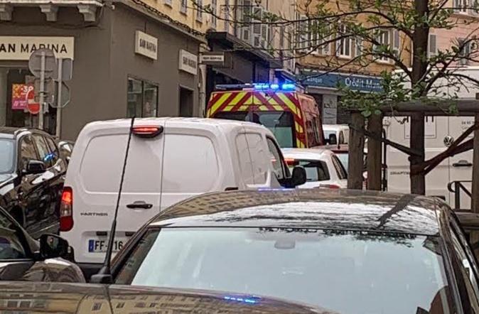 Bastia : un piéton renversé par une voiture