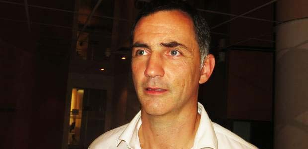 Gilles Simeoni, élu territorial et leader de Femu a Corsica.