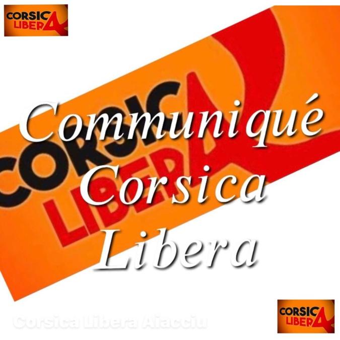 """Territoriales - Corsica Libera :""""la position de Femu a Corsica est inacceptable"""""""