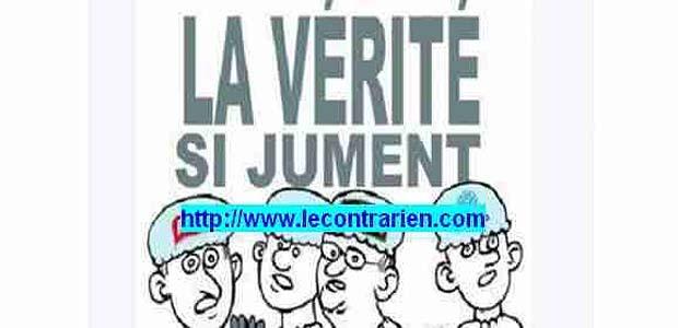 """"""" La jument de la Corse française"""""""