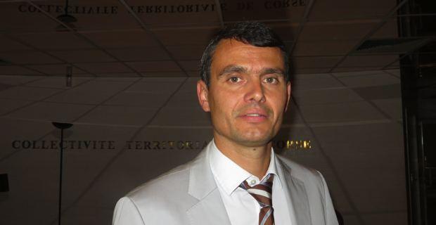 Pierre-André Giovannini, Directeur de la SNCM pour la Corse.