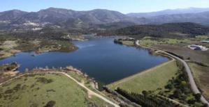 Lac de Padule.