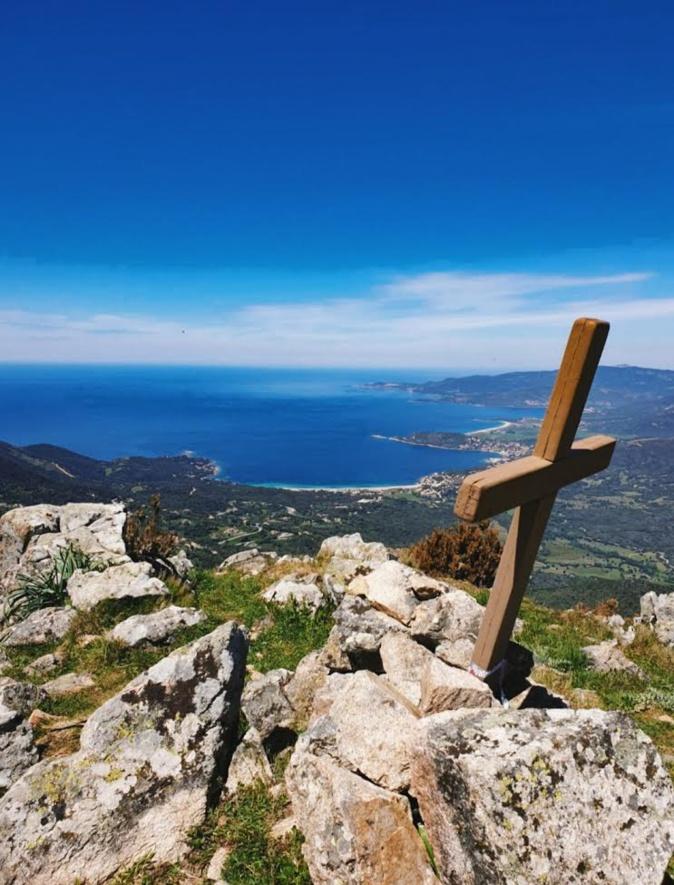 """La photo du jour : randonnée à """"San Sistu"""""""