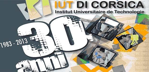 L'IUT de Corse fête ses 30 ans