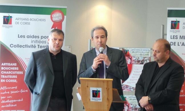 Charte des artisans-bouchers : Quand la Corse donne l'exemple…