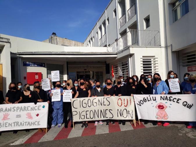 Maternité de la clinique Maymard à Bastia : fermera, fermera pas ?