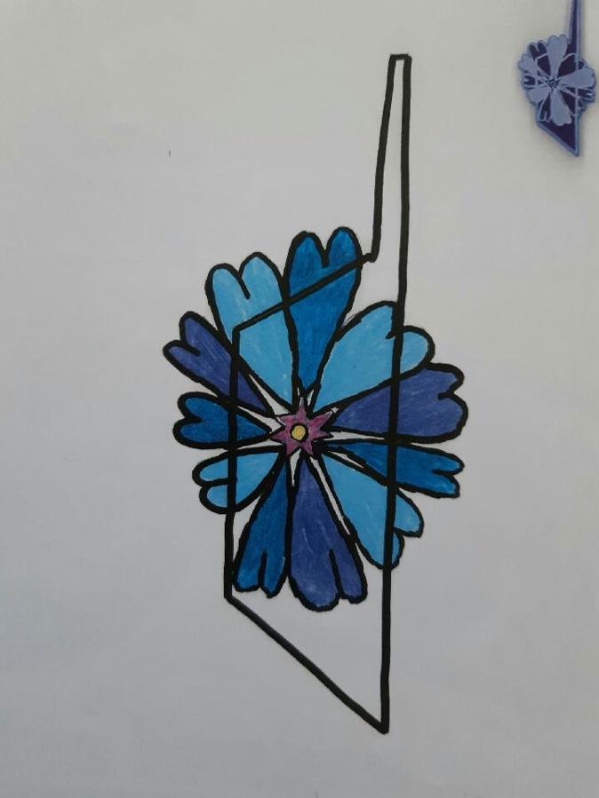 Le Bleuet des élèves de Vescovato