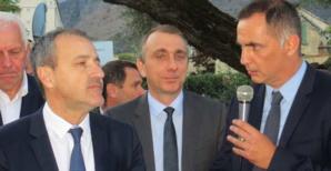Le temps de l'union à Corti en 2017.