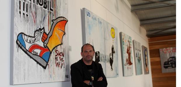 L'art du vin, du pop art et des lettres s'exposent au Clos Culombu à Lumio