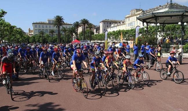 Tour de France : La fête à Bastia aussi