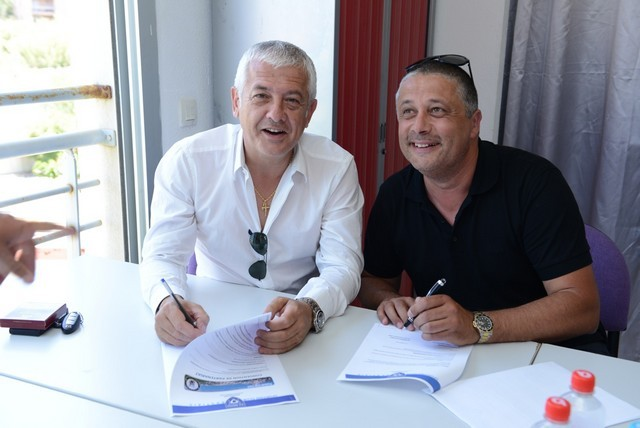 Le Football Club de Calvi lié par convention au SC Bastia