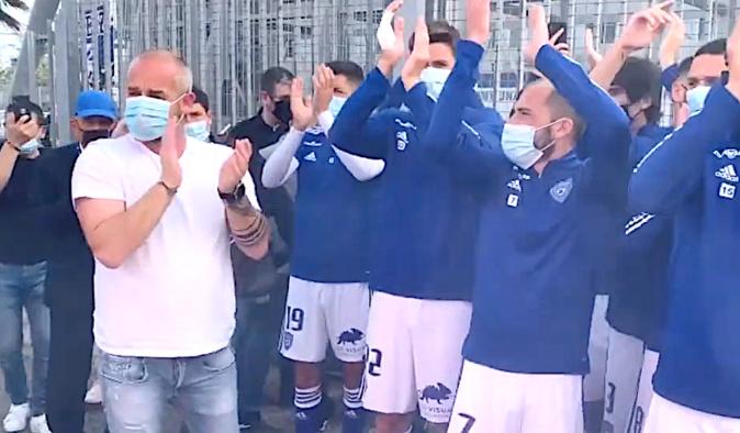 Via Stella : Foot & Basta fête la montée du Sporting !