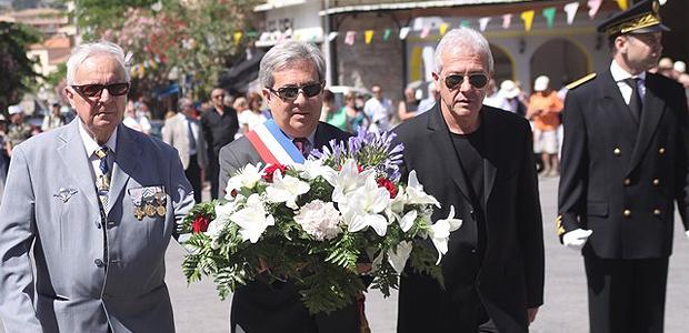 Cérémonie à Calvi pour l'anniversaire de l'appel du 18 juin