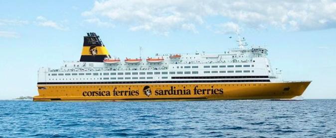 Avec le Mega Regina, Corsica Ferries filtre ses émissions à quai et à bord