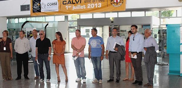 Un programme d'investissements pour l'Aéroport de Calvi - Balagne