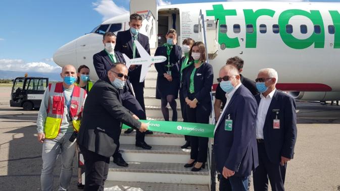Transavia : décollage réussi pour les nouvelles lignes au départ de la Corse vers Nantes, Montpellier et Brest !