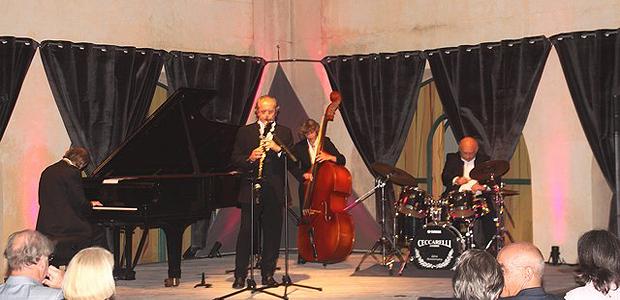 Christian Morin Quartet en ouverture des Nuits de La Villa à Calvi