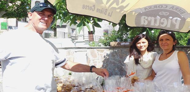 Ville di Pietrabugno : A Festa paesana en images