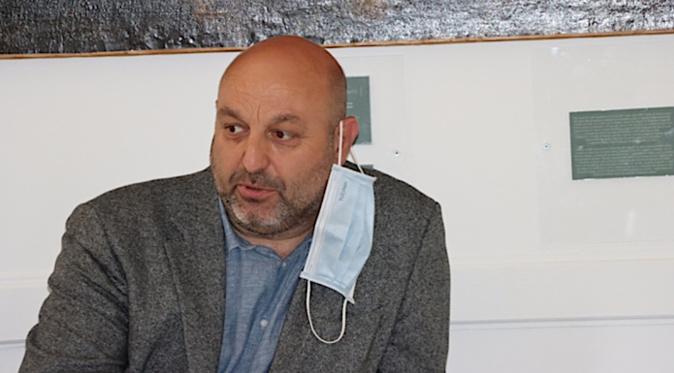 Lionel Mortini, président du Comité Territorial du GCS HAD Balagne