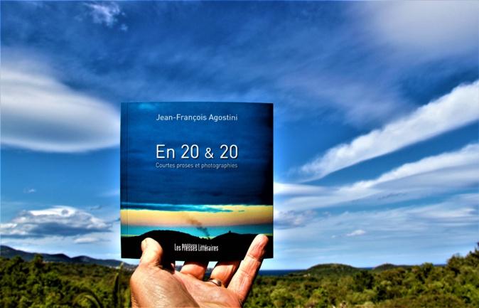 «En 20 & 20», le 19ème ouvrage de Jean-François Agostini