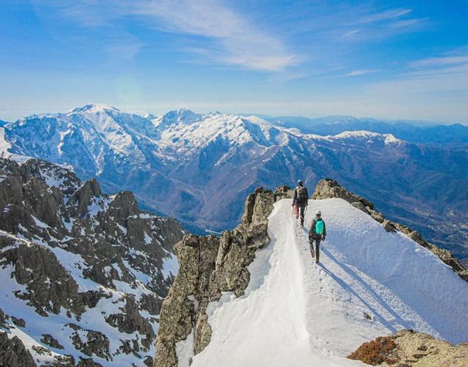 La saison des randonnées en montagne débute en Corse : comment éviter les accidents ?