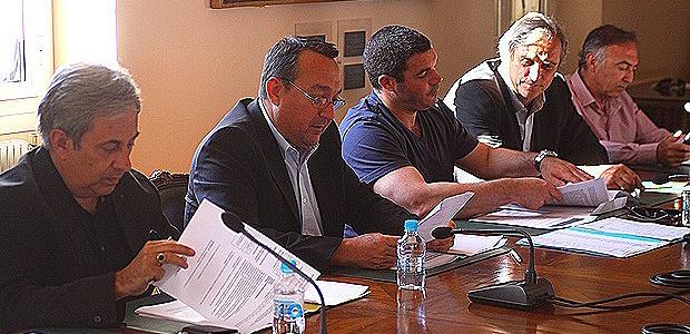 Le conseil communautaire de Calvi-Balagne consacré au complexe sportif