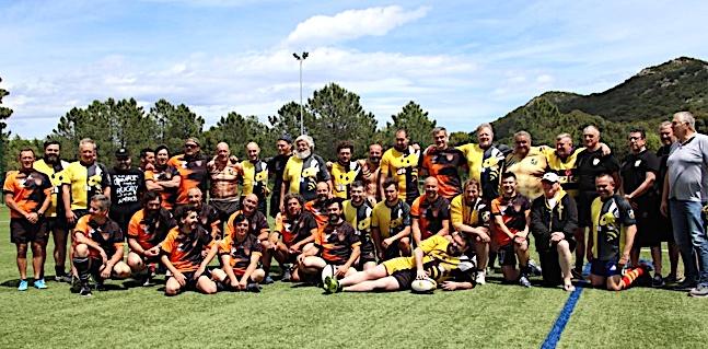 Rugby - Au ras de la mêlée corse