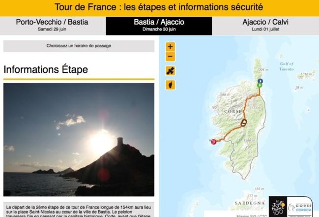 Tour de France : La Haute-Corse fin prête…