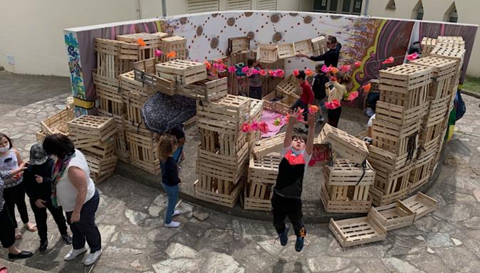 «Soyez polis avec l'atmosphère» : le beau projet MOOC de l'école François-Amadei à Bastia
