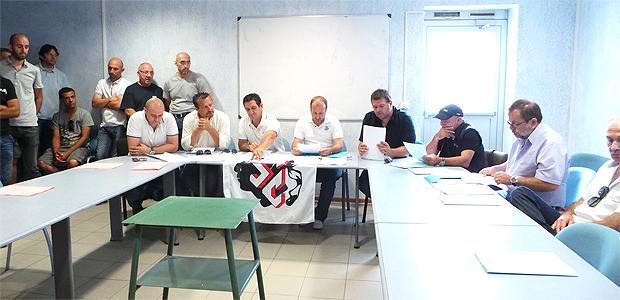 Préavis de grève du STC aux Chemins de fer de la Corse