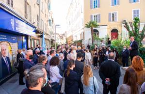 Laurent Marcangeli inaugure sa permanence ajaccienne ce 20 mai 2021