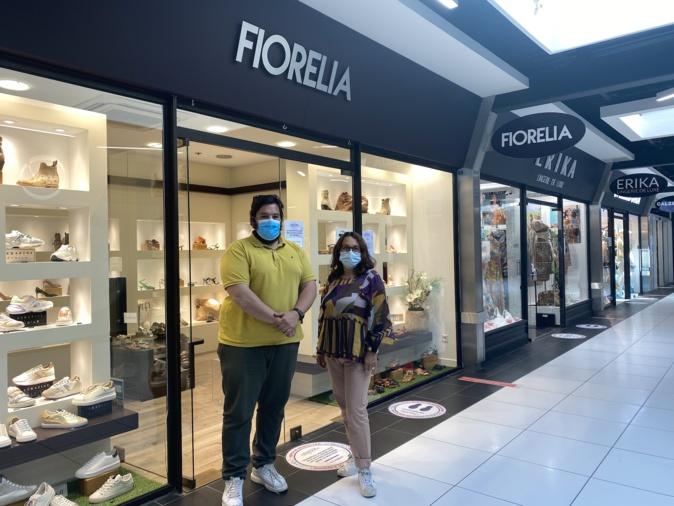 Michel Cesconetto, patron de Fiorella boutique installée à la Rocade depuis les années 80.