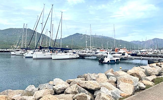 Le port de plaisance de Prupià