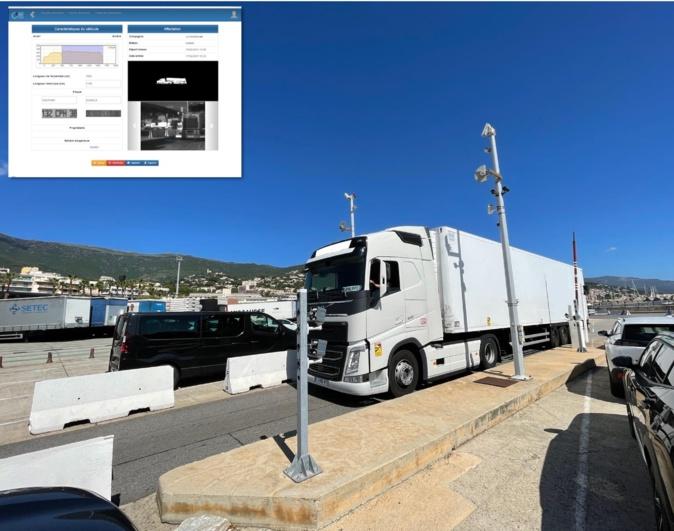 "Le port de Bastia devient ""un port intelligent"""
