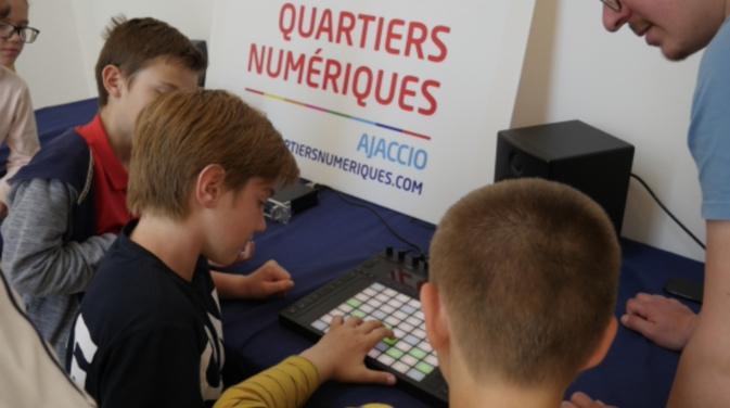 Après une année blanche, les «Quartiers Numériques» reviennent à Ajaccio
