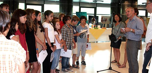 """L'école de Monticello lauréate du concours """"Lire, c'est classe"""""""