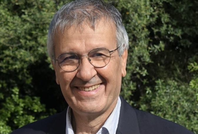 Michel Stefani, Secrétaire régional du PCF, chef de file de la liste communiste « Campà megliu in Corsica, Vivre mieux en Corse » aux élections territoriales des 20 et 27 juin.