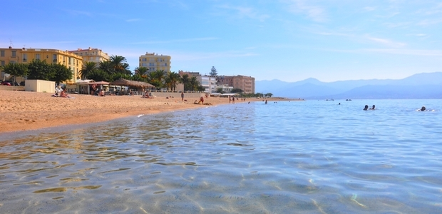 La situation est revenue à la normale sur la plage du Trottel. (Photo : DR)