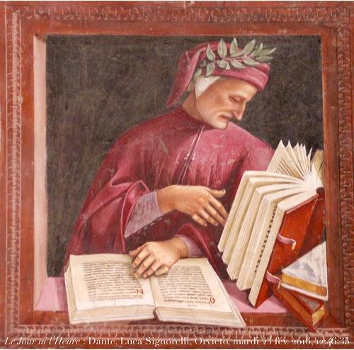 Durante degli Alighieri dit « Dante » disparu il y a 700 ans.