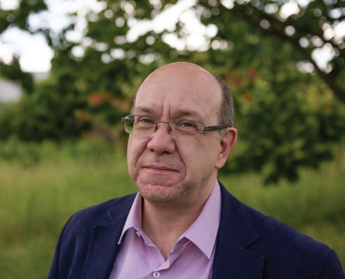 Didier Ottaviani, maître de conférences.