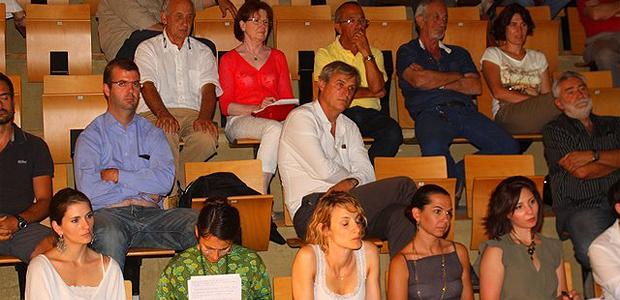 """""""Le PADDUC c'est l'affaire de tous"""" thème d'un débat à Pigna"""