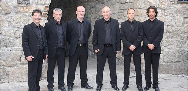 «Jean Paul Poletti et le Chœur d'Hommes de Sartène» à Propriano